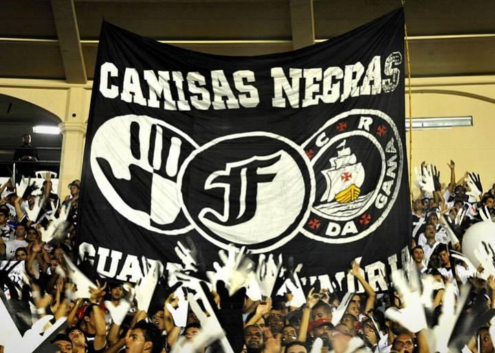555a416a77d2c Torcida do Vasco relembra as origens do clube em São Januário/ Foto:  Divulgação